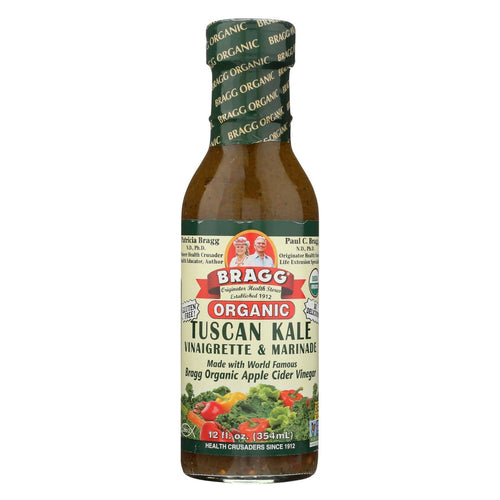 Bragg - Salad Dressing - Tuscan Kale - Case Of 6 - 12 Fl Oz.