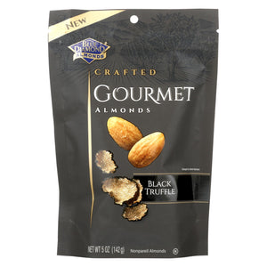 Blue Diamond Almonds - Black Truffle - Case Of 6 - 5 Oz.
