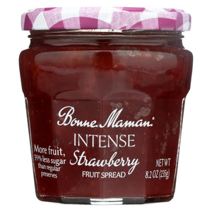 Bonne Maman Fruit Spread - Strawberry Fruit Spread - Case Of 6 - 8.2 Oz.