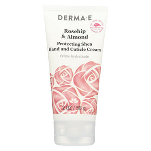 Derma E Lotion - Hand Cream - Case Of 1 - 2 Oz.