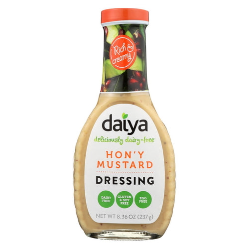 Daiya Foods - Dairy Free Salad Dressing - Honey Mustard - Case Of 6 - 8.36 Oz.
