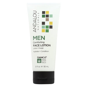 Andalou Naturals Comforting Face Lotion Hydrate And Condition - 3.1 Fl Oz.