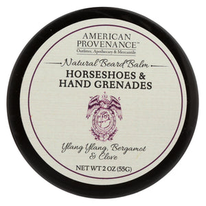 American Provenance - Beard Balm - Horseshoes And Hand Grenades - 2 Oz.