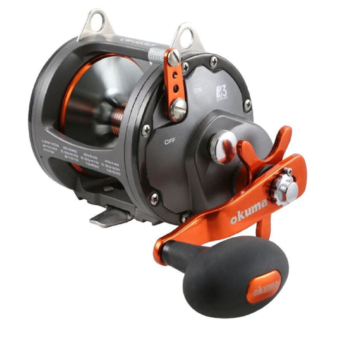 Okuma Coldwater High-Speed Reel Line Retrieve RH