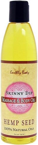 Massage & Body Oil Skinny Dip 8 Oz