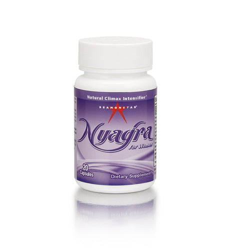 Nyagra Female Orgasm Intensifier 20pc (net)