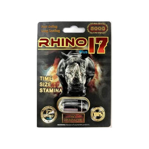 Rhino 17 5000 Plus 1pc