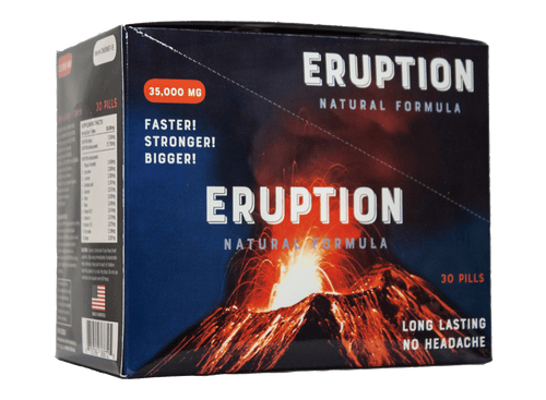 Eruption Box Of 30 Pills