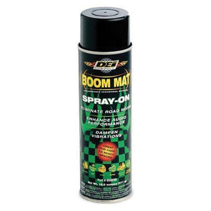 Dei Boom Mat Spray-on Sound Deadening To Reduce Unwanted Road Noise And Vibration