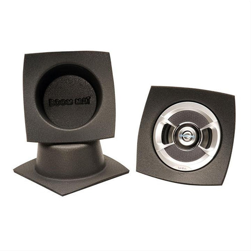 Dei Boom Mat Speaker Baffles 5.25 Round Pack Of 2