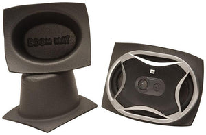 Dei Boom Mat Speaker Baffles 6 X 9 Oval Pack Of 2