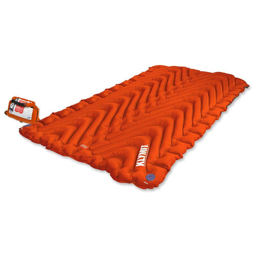 Klymit Insulated Double V Orange