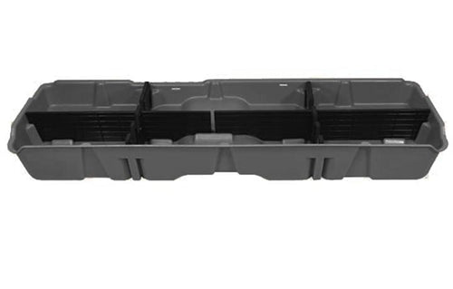 Du-ha Under Seat Storage 07-13 Chevrolet Gmc Silverado Sierra Light Duty 07-14 Hvy Duty Crew Cab