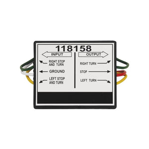 Tekonsha 2 To 3 Taillight Converter Connecting Tow Vehicles 2 Wire Sys To Towed Vehicles 3 Wire Sys