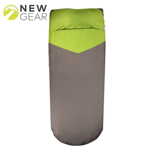 Klymit V Sheet Luxe Green-grey