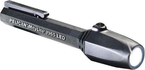 Pelican 1965-014-110 Mitylite 1965 Led Flashlight-black