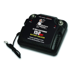 Wirthco 20092 Battery Doctor 125 Amp-150 Amp Battery Isolator
