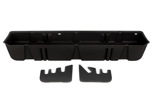 Du-ha Under Seat Storage Fits 15-18 Ford F-150 Supercrew Black