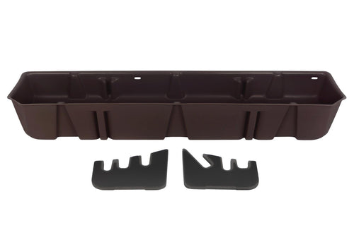 Du-ha Underseat Storage Gun Case 15-19 Ford Java Brown