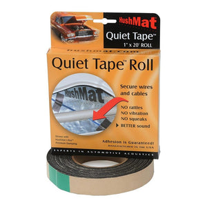 "Hushmat 1 Roll 1"" X 20 Ft Foam Tape"