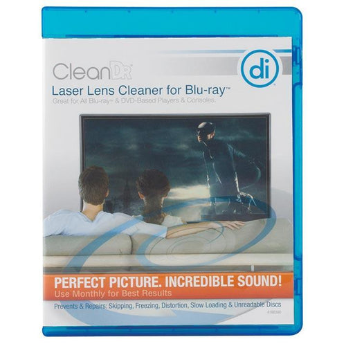 Digital Innovations Clean Dr For Bluray Laser Lens Cleaner