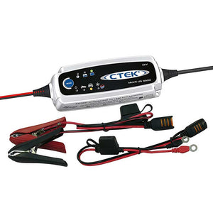 Ctek Mus 3300 - 12v Fully Automatic 4 Step Battery Charger