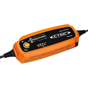 Ctek Mus 4.3 Polar - 12v Fully Automatic Extreme Climate 8 Step Charger