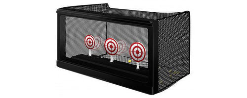 Crosman Auto Reset Target Resetting Target - No Batteries Required