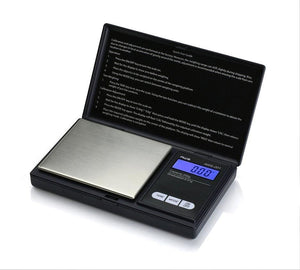 American Weigh Scales Aws-201-blk Digital Personal Nutrition Scale Pocket Size Black