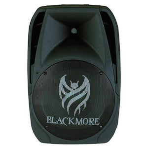 "Blackmore 15"" Bluetooth Rechargeable 12v Amplifier Speaker"
