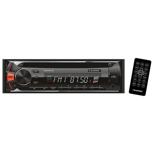 Blaupunkt Single Din Cd-mp3 Receiver With Usb-sd-aux