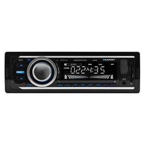 Blaupunkt Single-din Mechless Bluetooth Receiver