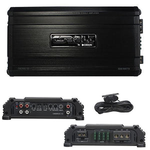 Orion Cobalt D Class Amplifier 2500 Watts Max @ 1 Ohm