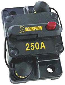 Circuit Breaker 250 Amp Xscorpion