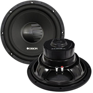 "Orion Cobalt 10"" Woofer Single Voice Coil 1600w Max"