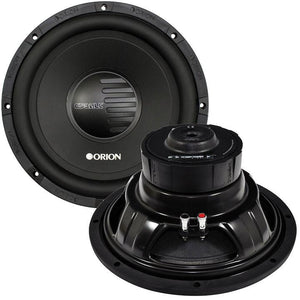 "Orion Cobalt 12"" Woofer Single Voice Coil 1600w Max"