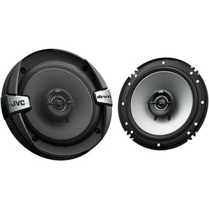 "Jvc Dr Series 6.5"" 2-way Coaxial 300w Max Power Car Speakers"