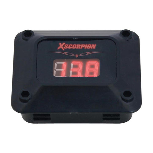 Xscorpion 3 Digit Led Digital Voltmeter Red
