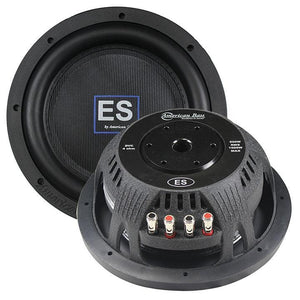 "American Bass 10"" Shallow 1000 Watts Max 2.5"" Voice Coil"