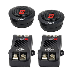 "Cerwin Vega Hed 1"" Tweeter Add-on Kit Pair - 300w Max - 35w Rms"