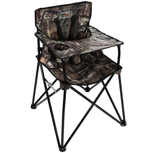 Ciao! Baby Portable High Chair Mossy Oak Infinity