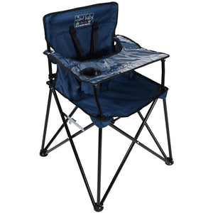 Ciao! Baby Portable High Chair Navy