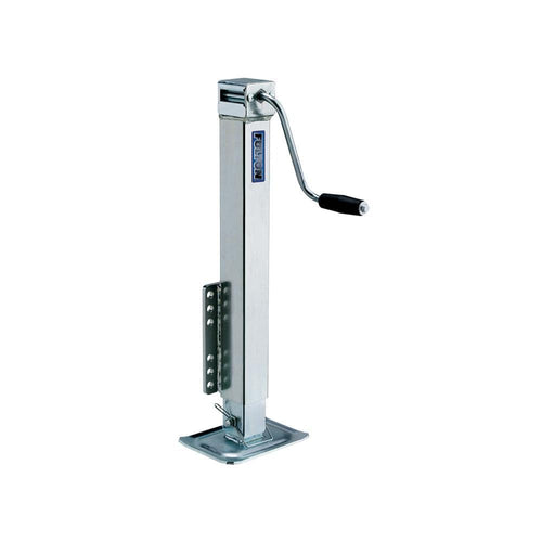 Fulton Bolt-on Trailer Tongue Jack With Drop Leg - 5000 Lb. Weight Capacity