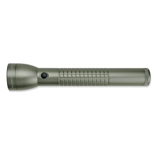 Maglite 3 Cell D  Ml300lx Led Flashlight Foliage Green-gift Box