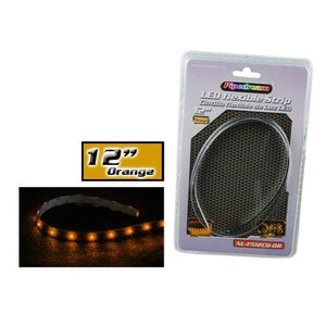 "Audiopipe Pipedream 12"" Led Flexible Strip Orange"