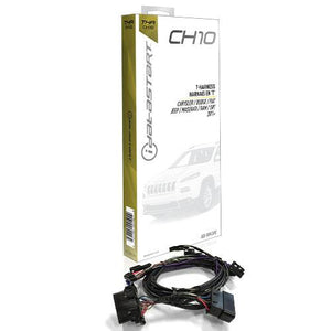 Omegalink T-harness Olrsba (ch10) - Factory Fit Install; Select Chrylser '05 And Up Push-to-star