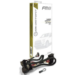 Omegalink T-harness For Olrsba(fm8) Factory Fit Install Select Ford '06+  Standard & Push-to-start