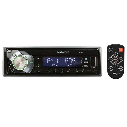 Audiopipe Mechless Am-fm-usb-bt With Remote & Sub Out