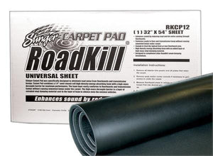 Roadkill Carpet Pad