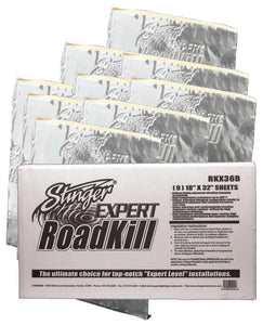 Roadkill Expert Bulk Pack 36 Sq. Ft.